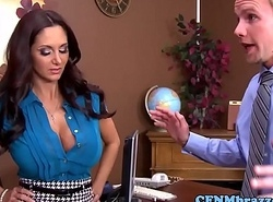 Be in charge femdoms Ava Addams with the addition of Lisa Ann fucking